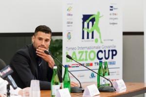 Testimonial del Torneo Antonio Candreva