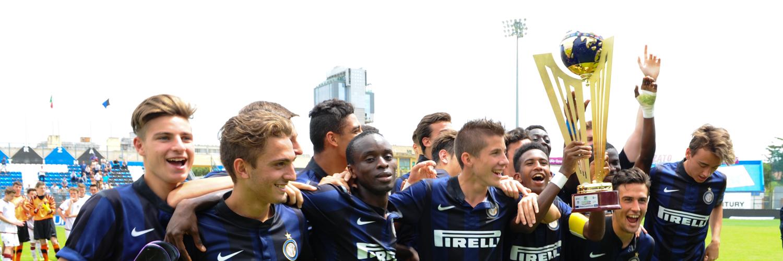 La vincitrice della settima edizione del torneo Lazio Cup