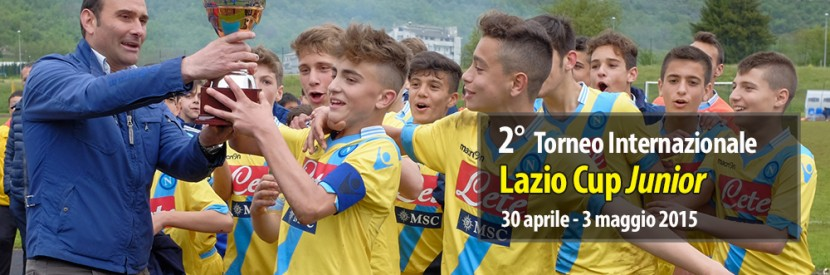 lazio cup junior